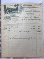 Machines Agricoles - L.Perréal&Pullignieu - Nantua 1906 - 1900 – 1949