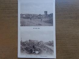 Sankt Vith 1945 - Rue De L'hotel De Ville -> Ne Pas écrit - Saint-Vith - Sankt Vith