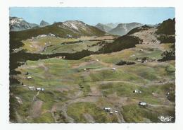 74 Entremont Le Plateau Des Glières Vue Aérienne - France