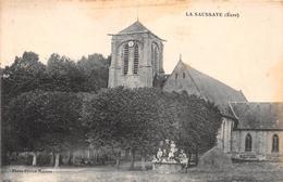 LA SAUSSAYE - L'Eglise - France