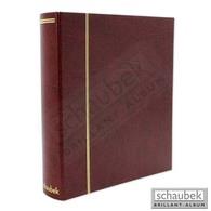 Schaubek Rb2061 Ringbinder Diplomat Rot - Stockbooks