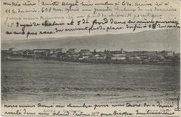 ALGERIE - BATNA - VUE GENERALE  -CAD  CONSTANTINE - 1904 - Batna