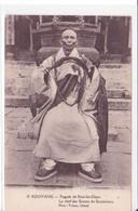 CPA Old Pc Chine China Kouiyang Pagoda Kien Lin Chan Chief Bonzes - China