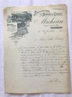 Manufactures De Bougies & Cierges - Micheau - Versailles 1902 - 1900 – 1949