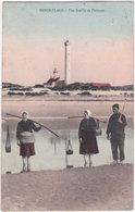 62. BERCK-PLAGE. Une Famille De Pêcheurs - Berck