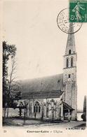 CP 41 Loir-et-Cher Cour Sur Loire L'église 23 BF - Other Municipalities