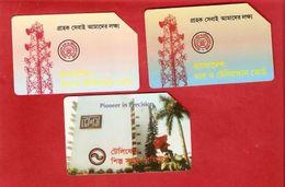 BANGLADESH  - URMET -  Used - Telefonkarten