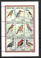 COMORES 2009 BIRDS MNH - Otros