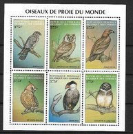 COMORES 1999 BIRDS, OWLS MNH - Búhos, Lechuza