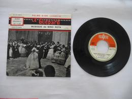 Musique Du Film LE GUEPARD Palme D'OR à CANNES 1963 - MUSIQUE De NINO ROTA - Voir Les 2 Scans - Soundtracks, Film Music