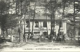 ( SAINTE MARIE SUR MER   )( 44 LOIRE INFERIEURE    )  LES BUZARDS - La Ferte Mace