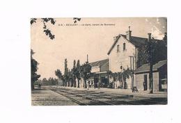 17 - BEILLANT - La Gare, Venant De Bordeaux - Other Municipalities