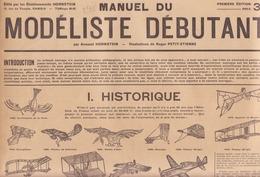 Manuel Du Modéliste Débutant Première édition - Creative Hobbies