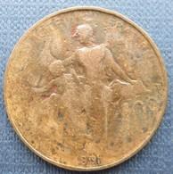 France  10 Centimes 1901 Dupuis - Francia