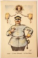 H. ZISLIN - L'Armée Allemande - Le Sous-Officier / Gallais N° 34 // Illustrateur Alsacien/TB /i31 - Illustrators & Photographers