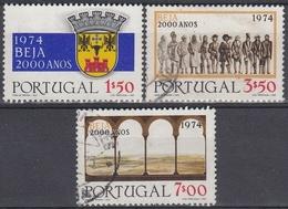PORTUGAL 1974 Nº 1240/42 USADO - Used Stamps