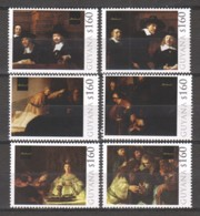 Guyana - MNH 3 MNH (1) PAINTINGS REMBRANDT (*) - Rembrandt