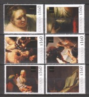 Guyana - MNH 3 Sets (2) PAINTINGS REMBRANDT (*) - Rembrandt