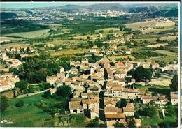 ST-ALBAN-de-ROCHE  (38) Vue Générale, Au Fond, Bourgoin-Jallieu Cim , Cpm - France