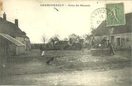 CPA 18 CHAMPFRAULT / COIN DU MARAIS - France