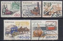 PORTUGAL 1979 Nº 1408/12 USADO - Used Stamps