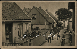 HELGOLÄNDER STRASSE 1920 : Helgoland - Germania