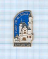 Pin's Lycée Ch De Gaulle Bavière – Allemagne - Administración