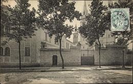 Cp Fontainebleau Seine Et Marne, Couvent Des Carmelites - France