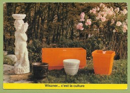 70 Luxeuil Les Bains Carte Representant Entreprise Wisner Ménage Verrerie Quincallerie Env De Lure Vesoul - Luxeuil Les Bains