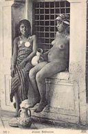 Nu Ethnique - TUNISIE - Jeunes Bédouines - Ed. ND Neurdein 595T - North Africa