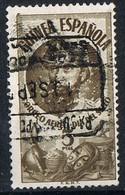 Sello 5 Pts Dia Sello GUINEA Española 1950, Num 294 º - Guinea Española