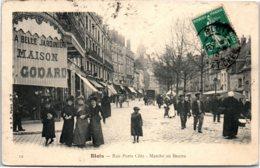 41 BLOIS - Rue Porte Côté - Marché Au Beurre - Blois