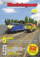 Modelbouw - Modeltreinen - MODELSPOOR. - Zeitungen & Zeitschriften