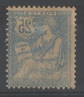 N°127  RECTO VERSO CHARNIERE LEGE CLAIR - Curiosities: 1900-20 Mint/hinged
