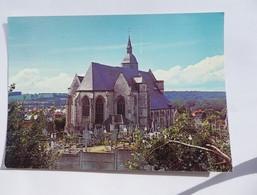 CPSM AUXI LE CHATEAU - L'EGLISE SAINT MARTIN - Auxi Le Chateau