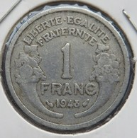 France 1 FRANCS  Morlon 1948 - H. 1 Franco