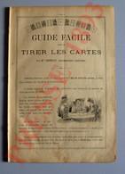 11 Scans 1893 Cartomancie Cartomancienne Jeu Tireuse De Cartes Piquet Voyante Voyance Machine à Coudre New Home 229CH6 - Vieux Papiers