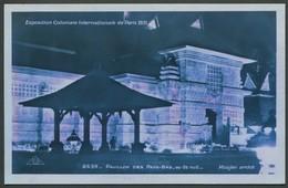 Exposition Coloniale Internationale Paris 1931 - La Nuit - Pavillon Des Pays-Bas - Edit. Braun & Cie N°2439 - Mostre