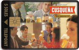 Peru - Telepoint - Beer Cusqueña, 12.1997, 70.000ex, Used - Pérou