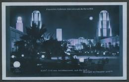 Exposition Coloniale Internationale Paris 1931 - La Nuit - Cité Des Informations - N°2331 Braun Edit. - Mostre