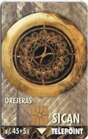 Peru - Telepoint - Orejeras Sican, 04.1997, 10.000ex, Used - Perú