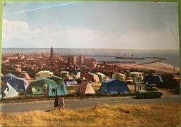 Le Havre Arrivée  Du Paquebot France Camping Municipal - Graville