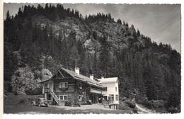Cartolina Pian Trevisan Trento 036 Trentino Alto Adige Canazei Viaggiata 1949 Panoramica Ottimo Stato Conservazione - Italia