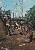 Océanie > Vanuatu Big Nambas De Amok Mallicolo Aux Nouvelles Hebrides - Vanuatu
