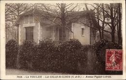 Cp La Celle-Saint-Cloud Yvelines, Avenue Pigault Lebrun - France