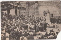 Auvers Sur Oise- Inauguration Du Monument Daubigny - Auvers Sur Oise