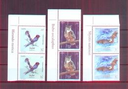 Algeria/Algerie 2020 - Pair Of Stamps - Birds - Complete Set - Excellent Quality - Algérie (1962-...)