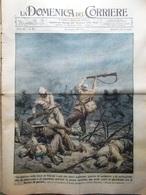 La Domenica Del Corriere 22 Giugno 1941 WW2 Lubiana Sumatra Registi Cinema Calza - Guerre 1939-45