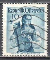 Austria 1948/51 - Mi.895 - Used - 1945-.... 2de Republiek