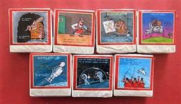 Lot De 7 Paquet De Belga Filters De Collection - 1999/2000 - Tabak (verwante Voorwerpen)